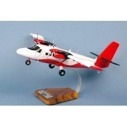 Maquette avion De Havilland DHC6-300 Twin Otter en bois