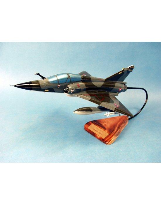 Maquette avion Mirage 2000N en bois
