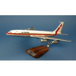 "Maquette avion Boeing 707-382B TAP ""Santa Maria"" CS-TBB en bois"