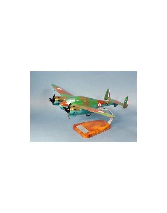 maquette avion Breguet 693 en bois