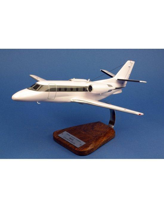Maquette avion Cessna 560XL Citation Excel en bois