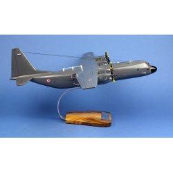 Maquette avion C-130H-30 Hercules en bois