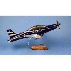 Maquette avion Pilatus PC-21 en bois