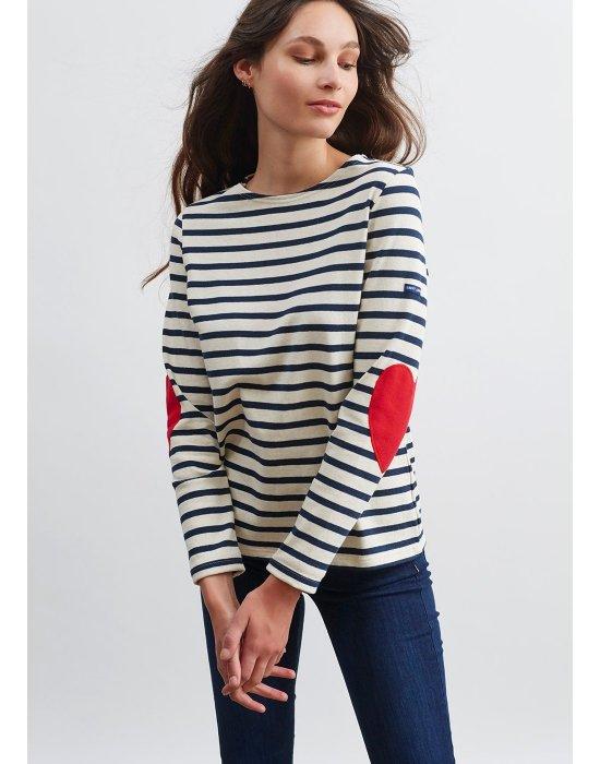 """Marinière """"I Love Stripes"""""""