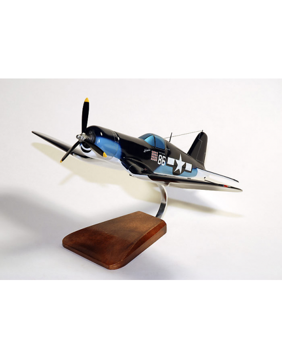 Maquette avion F4U Corsair Chance Vought - Black Sheep -