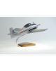Maquette avion North American T 28 Fennec EALA en bois